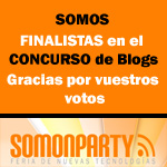 Finalistas Concurso de Blogs