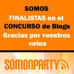 Finalistas Concurso de Blogs