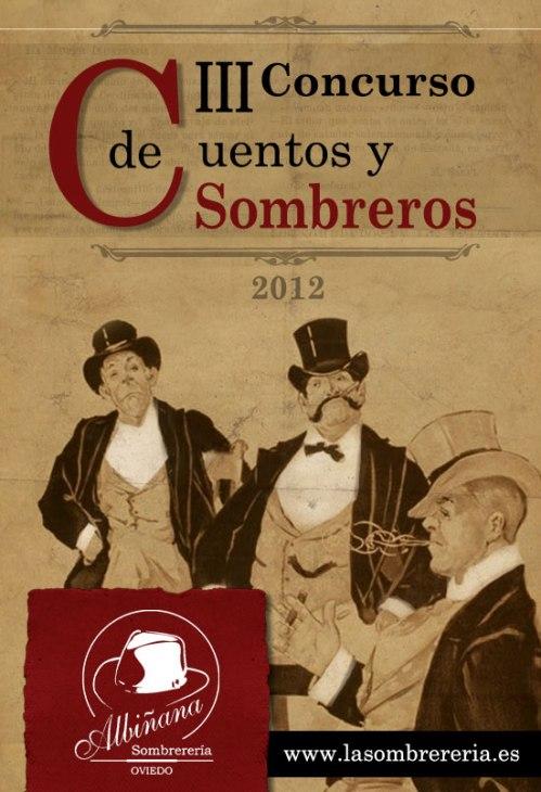 """III Edición de Microrrelatos """"Cuentos y Sombreros"""""""