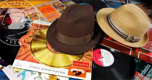 sombreros y música