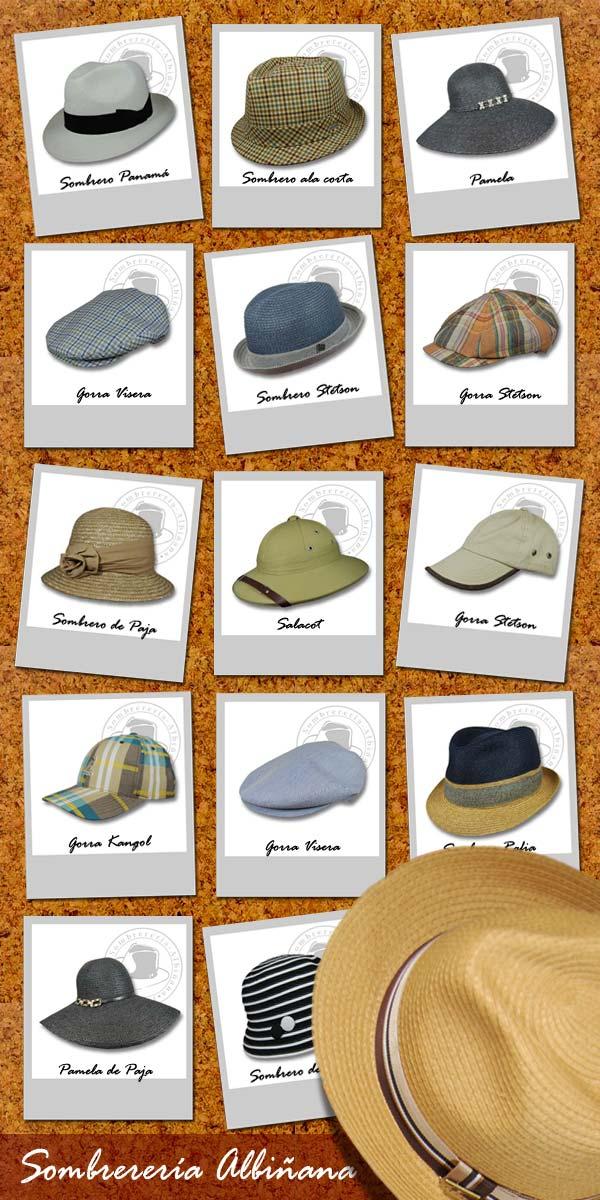 Sombreros de Moda para el Verano  d134c7e1e9a