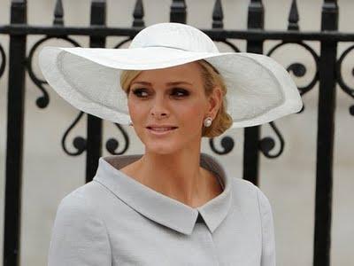 Sombrero de la Boda Real