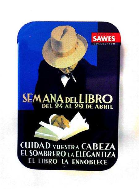 libros y sombreros