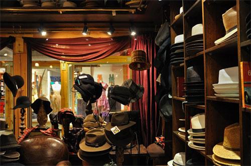 Edie Hats es algo más que una sombrerería 429cec8bd46