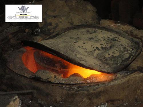 Fundición del Aluminio