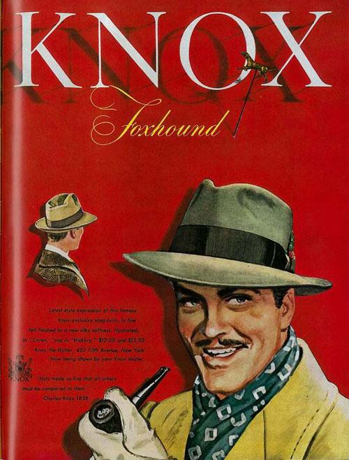 Sombreros knox