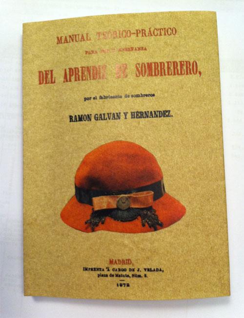 Aprendiz de sombrerero