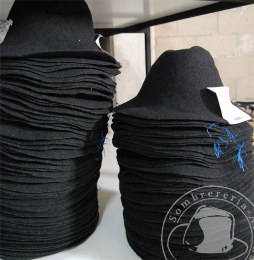 Campanas de Sombreros