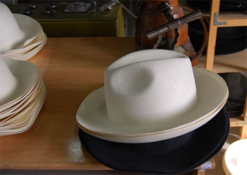Sombrero Planchado