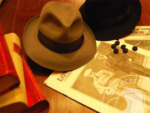 Sombreros de Luto