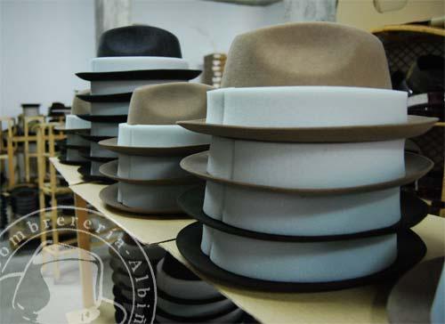 Sombreros Terminados