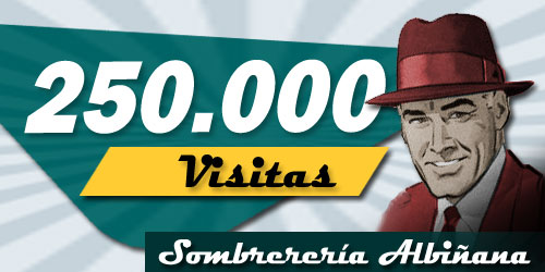 250.000 visitas al blog