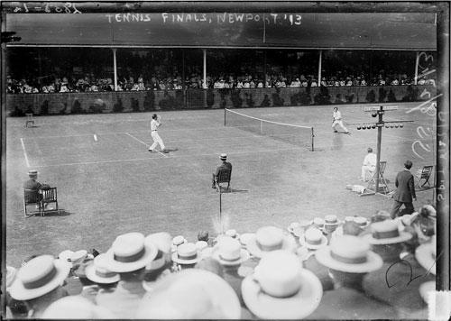 Final de Newport 1913