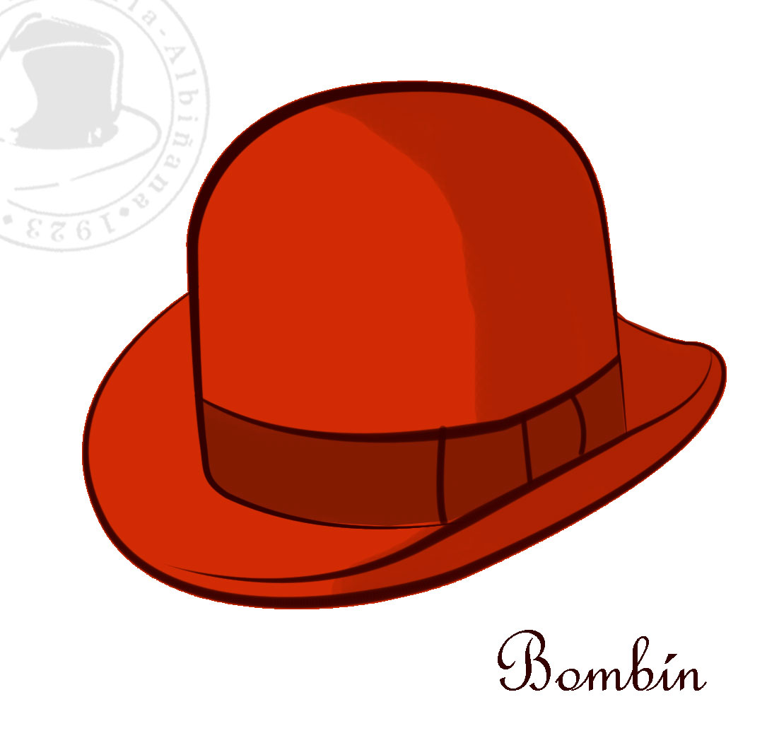 Bombín a Color