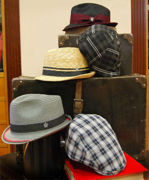 Sombreros y gorras christys