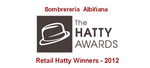 Sombrereria Albiñana Hatty Awards 2012