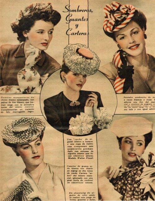 Revista Para Ti en 1948