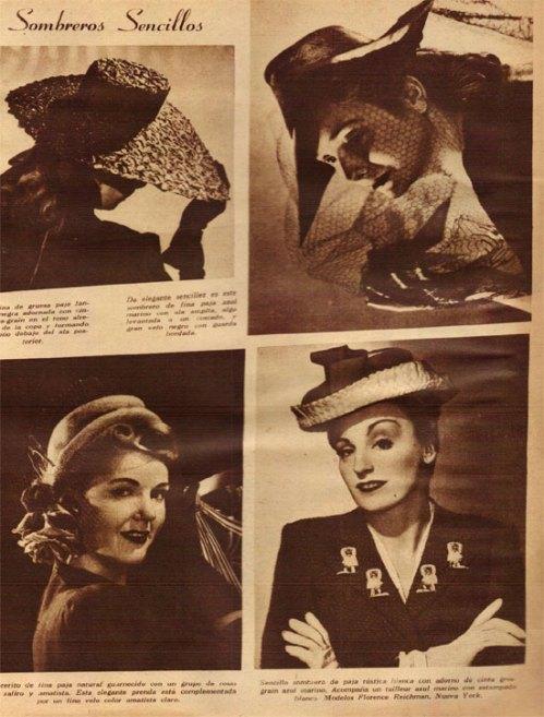 Revista Para Ti 1948