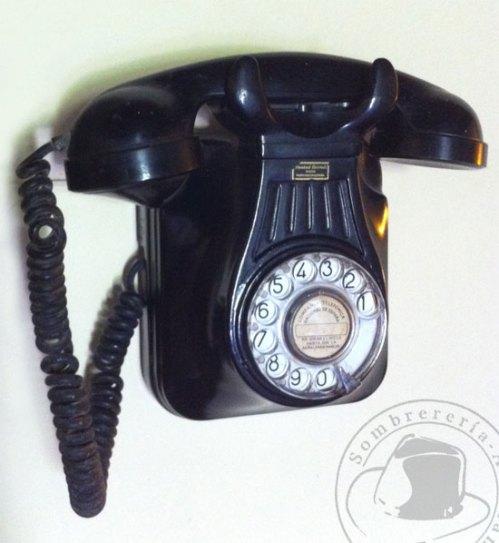 Teléfono de Sombrerería Albiñana