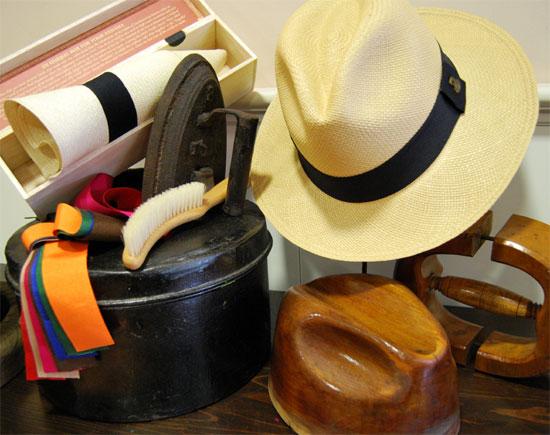 Limpiar un Sombrero Panamá  bd49c3b8eb8