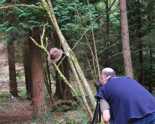 Fotografiando Sombreros