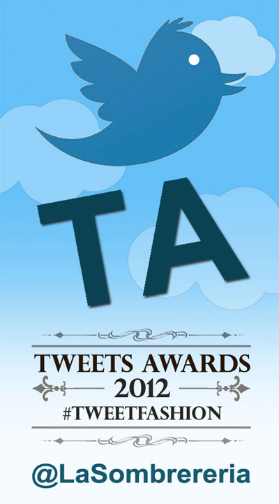 Tweets Awards @lasombrereria