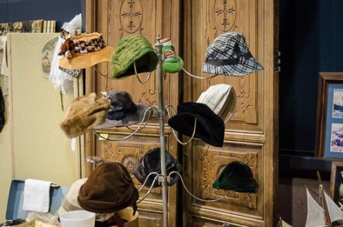 Expositor de Sombreros