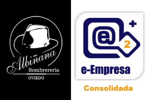 Sombrerería Albiñana obtiene el certificado e-Empresa