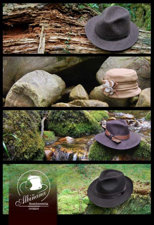Sombreros para el Otoño de Sombrerería Albiñana