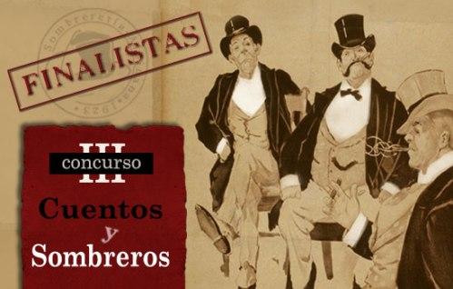 Finalistas de la III Edición el Concurso Cuentos y Sombreros