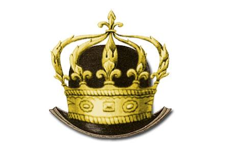 Sombreros Reales con Corona