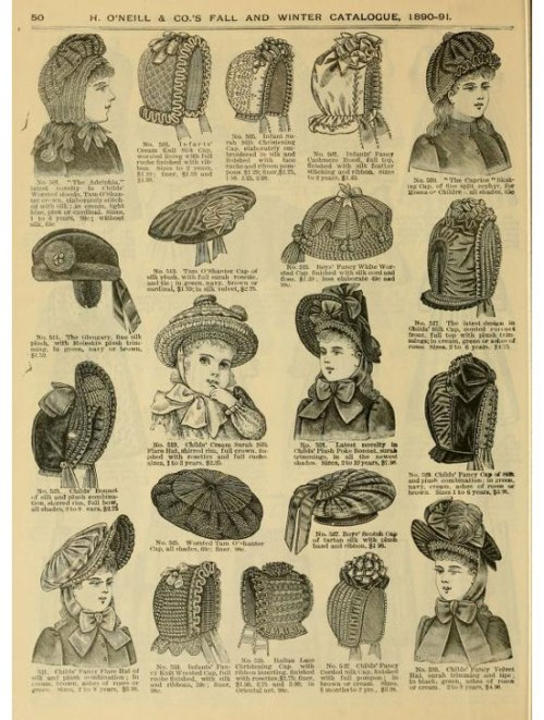 Hats of H. O'Neill and Company