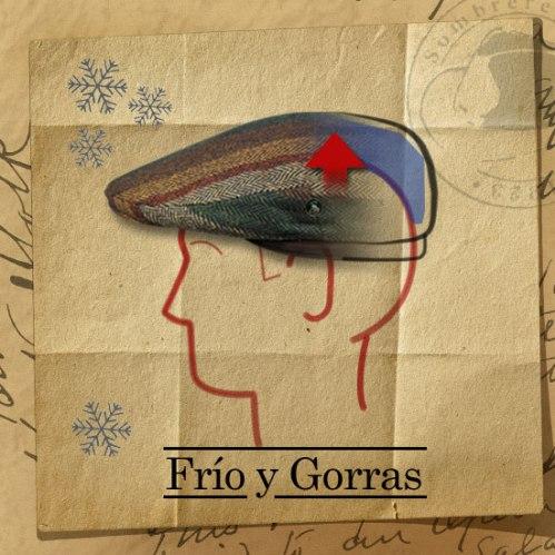 Frío y Gorras