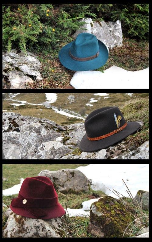 Nieve y Sombreros