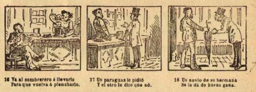 Historia de un Sombrero - 6