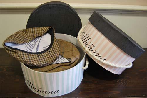 guardar gorras y sombreros