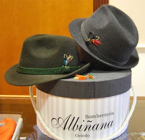 Plumas para el Sombrero