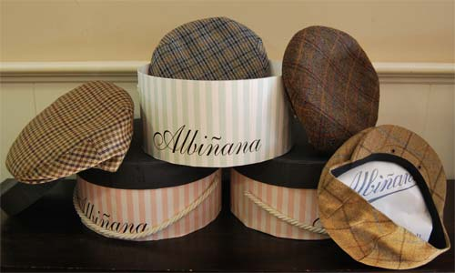 Sombrereras para gorras