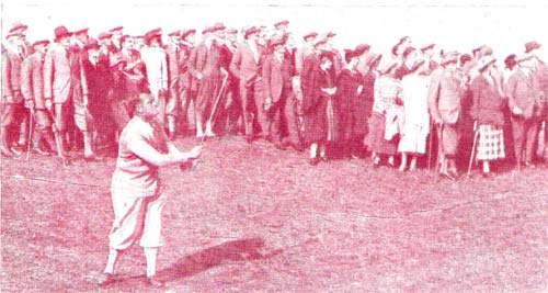 Golf en 1924