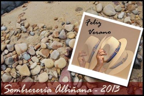 Sombrereria Albiñana - Feliz Verano