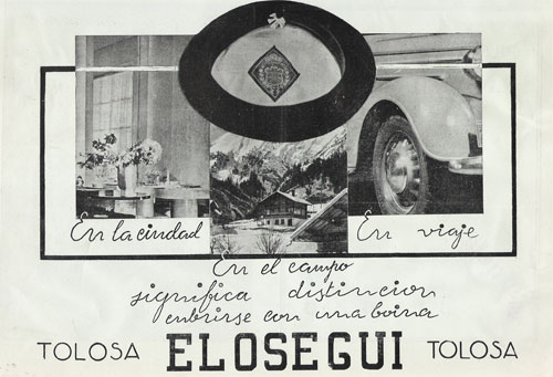 Boinas Elósegui