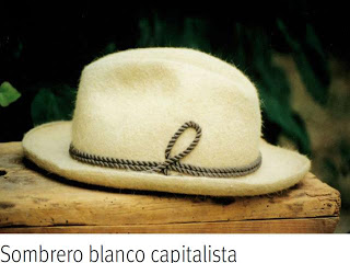 Sombrero Blanco de Tronchón