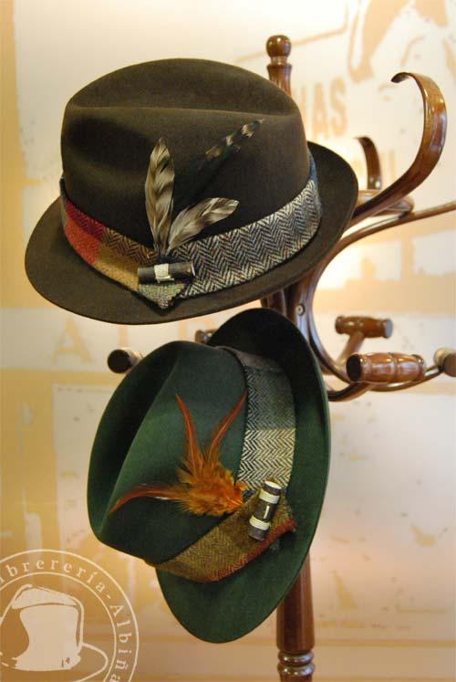 Sombreros modelos muy especiales para este oto o la - Perchero para sombreros ...