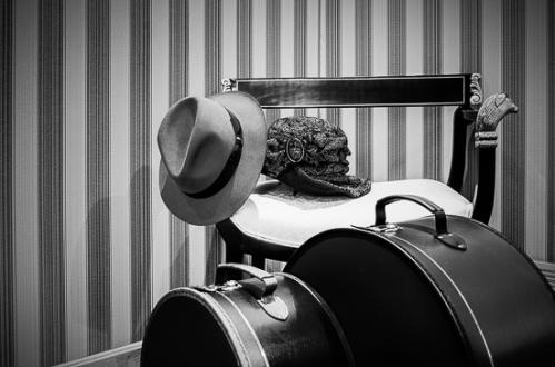 Fotografía y Sombreros
