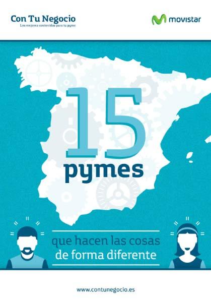 eBook: 15 pymes que hacen las cosas de forma diferente