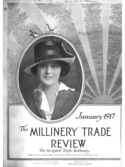 the millinery trade review