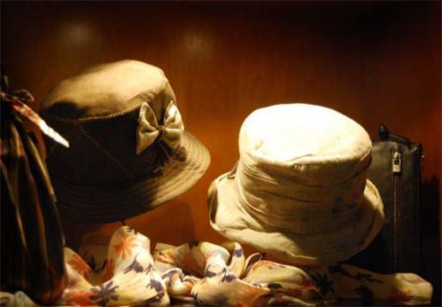 sombreros de primavera