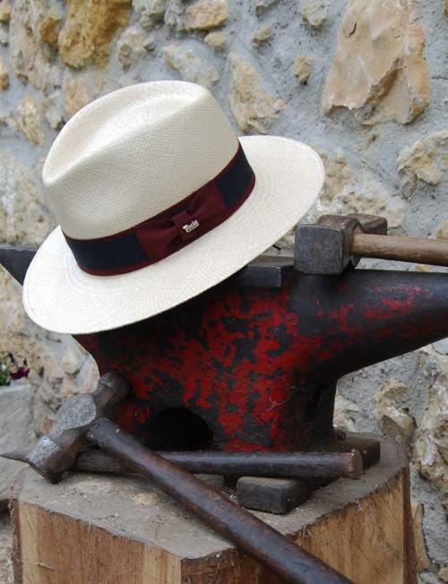 Sombrero Panamá de Sombrerería Albiñana