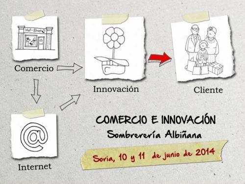Conferencia de Comercio e Innovación en Soria