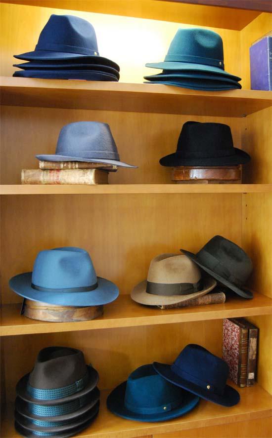 Sombreros en Sombrerería Albiñana 4b108d2344e